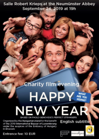 Hungarian Stand Movie Night 'Happy New Year'